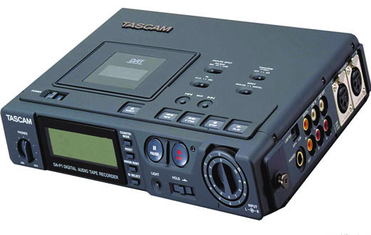 Digital Audio Tape Recorder