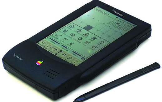 The Apple Newton PDA